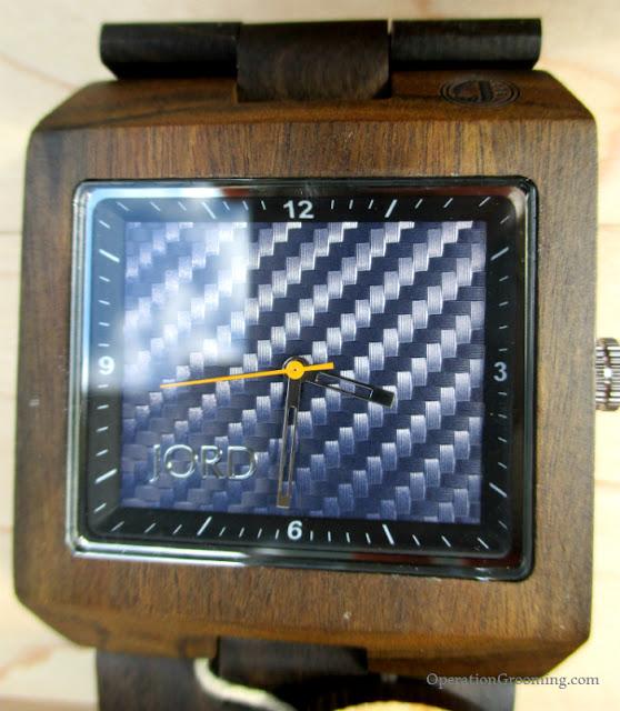 jord delmar blue wood watch review