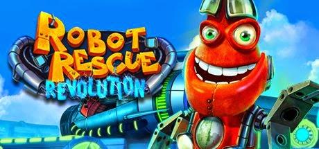 Robot Rescue Revolution PC Full Español