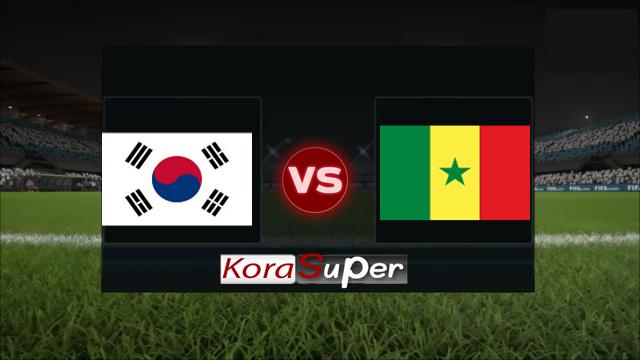 اليوم مشاهدة مباراة السنغال وكوريا الجنوبية بث مباشر 08-06-2019 السبت