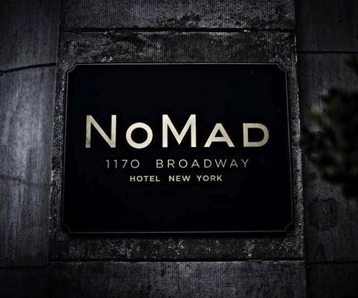 Hotel NoMad NY