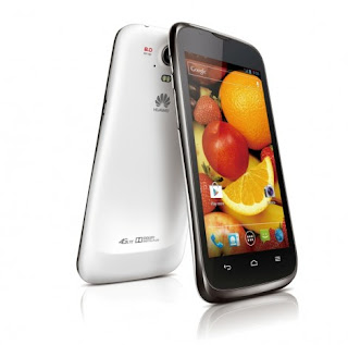 Globe announces Huawei Ascend P1 LTE as its first ever LTE handset