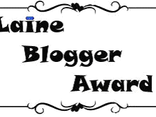 The Laine Blog Award