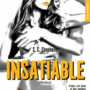 Indécise, tome 2 : Insatiable de S.C. Stephens