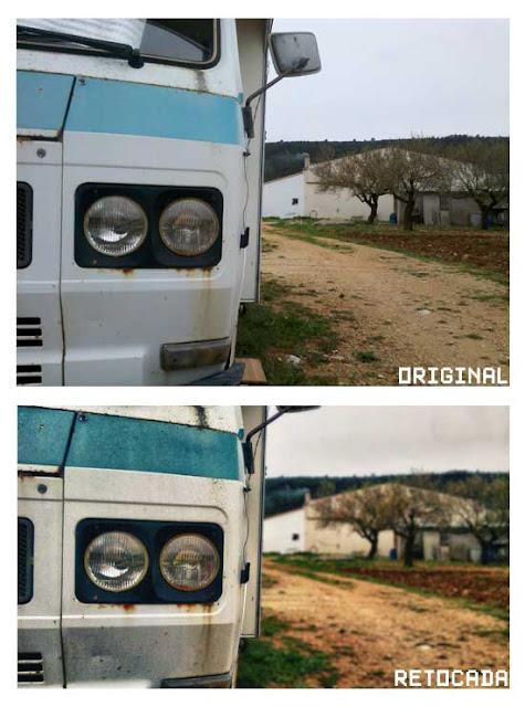 Antigua furgoneta en Venta gaeta