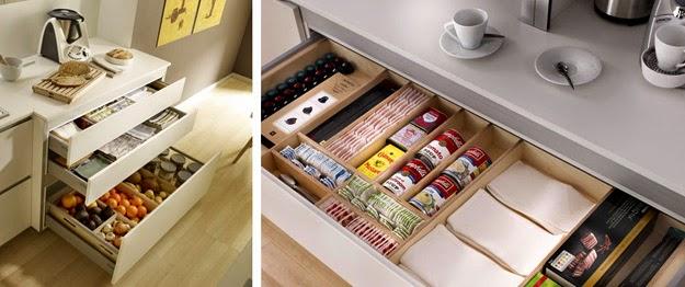 Carpinter a creativa moderna la mejor manera de for Utensilios cocina barcelona