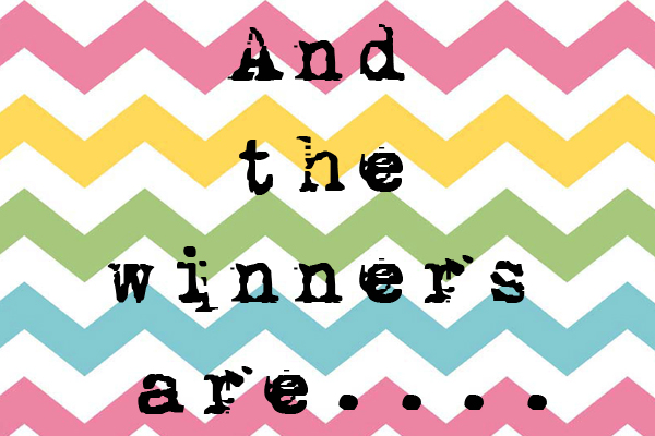 Maybelline Xmas Giveaway Winners