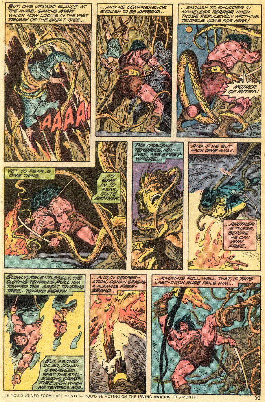 Conan the Barbarian (1970) Issue #41 #53 - English 16