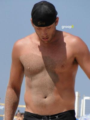 Ryan Mariano Shirtless at the NVL Malibu 2011