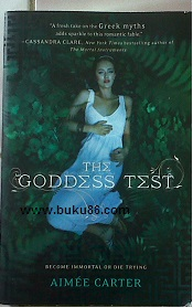 Novel import The Goddes Test by Aime Carter