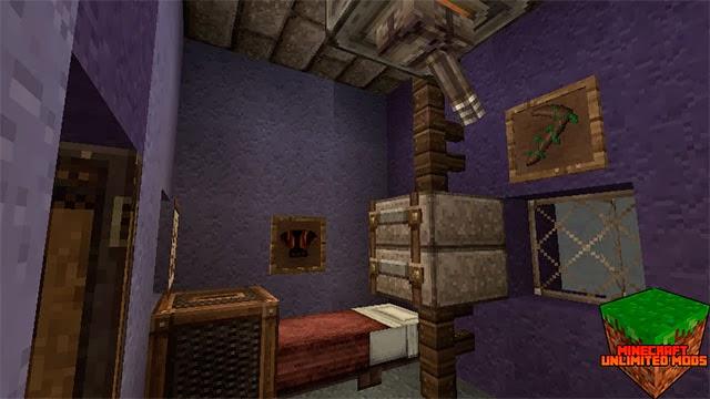2038 Mobile Murder Mystery habitación