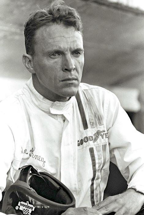 DAN GURNEY (1931-2018)