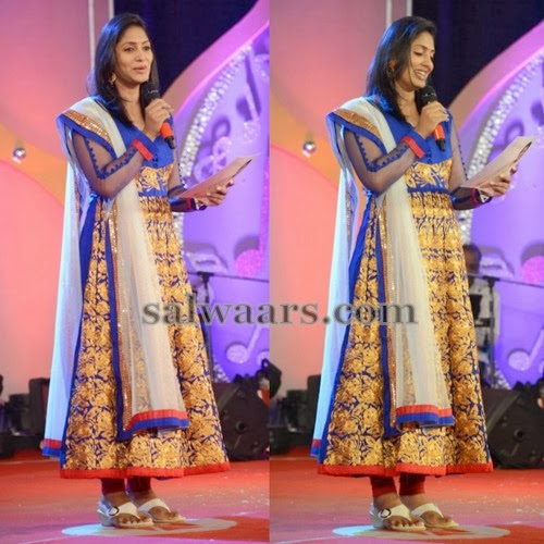 Anchor Jhansi Latest Anarkali Churidar