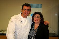 Mamá y el Chef Sergio Fernández (Canal Cocina)