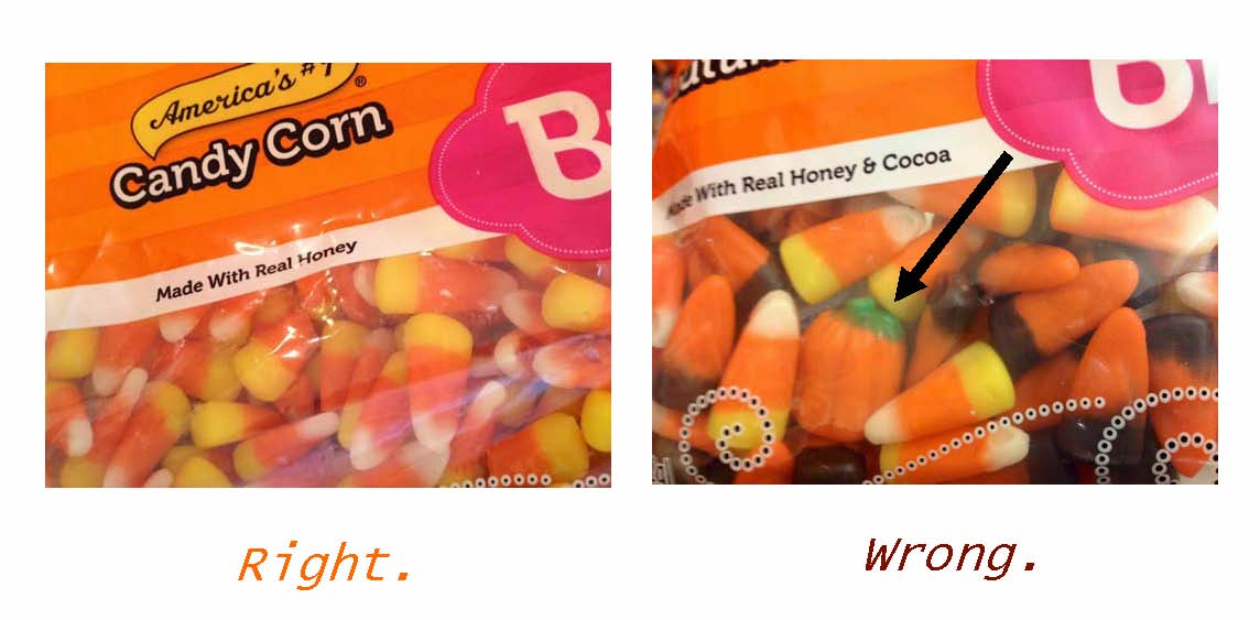 Candy Corn Products Candy Corn Flavored Shaped