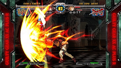 Guilty Gear XX Accent Core Plus R-RLOADED FOR PC TERBARU screenshot 2