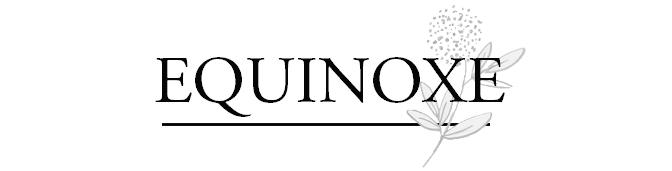 EQUINOXE - cuisine végétarienne et art de vivre