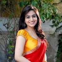 Aksha in Half Saree Latest Hot Pics