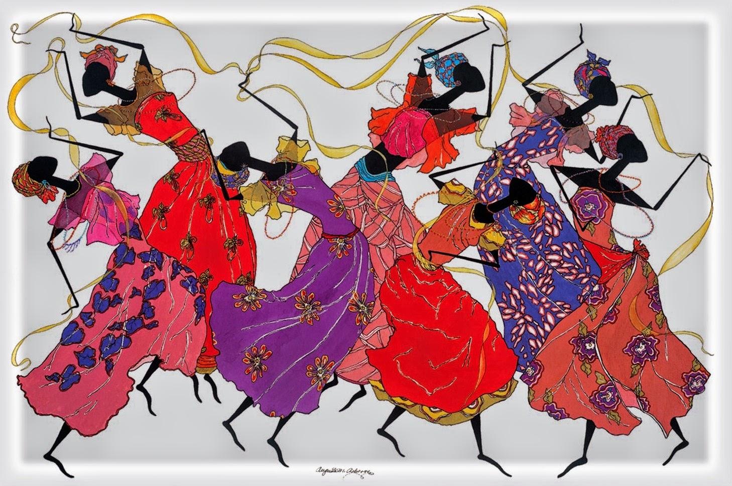 cuadros-africanos-con-mujeres