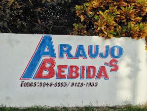 Araújo Bebidas do Aluisio do Jegue é um sucesso