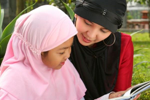 kiranya sangat bermanfaat dan membantu bagi orang bau tanah yang mempunyai  anak dan sudah mula Tanya Jawab Seputar Ramadhan Untuk Memperdalam Ilmu Agama Anak