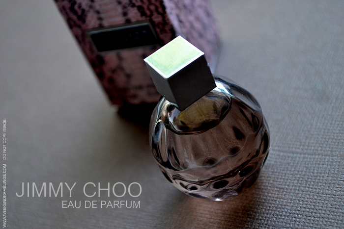 Jimmy Choo Eau de Parfum Designer Perfume Fragrance Women Indian Beauty Makeup Blog Reviews Ingredients