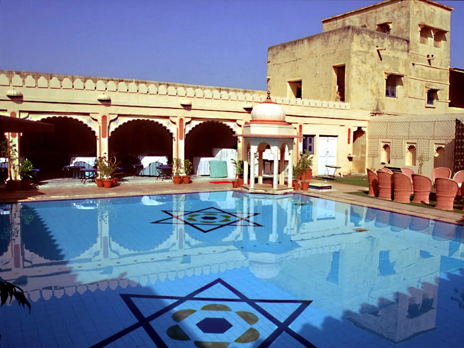 Rohet Garh is one of the finest heritage hotels in Rajasthan