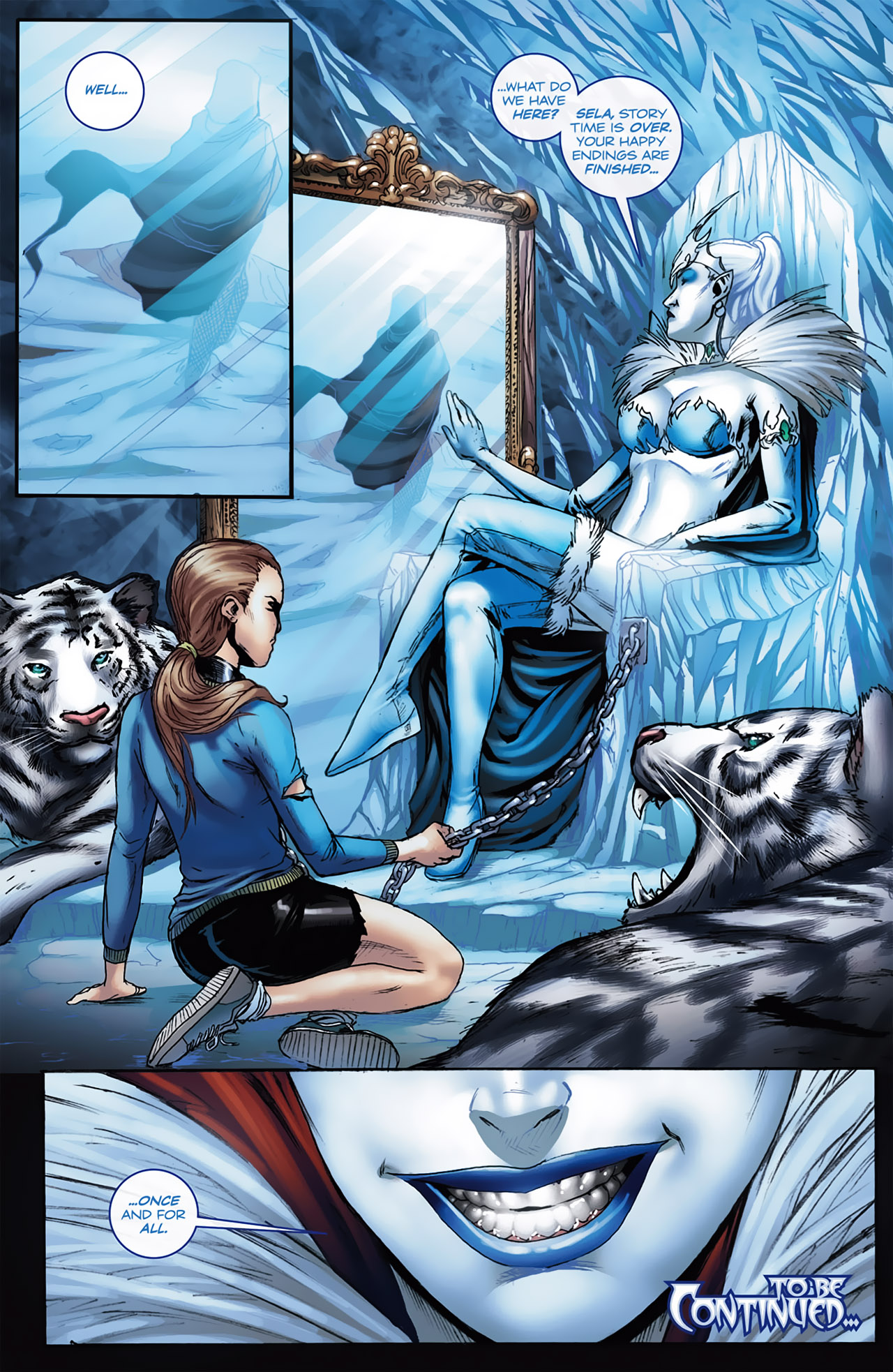 Grimm Fairy Tales (2005) Issue #22 #25 - English 24