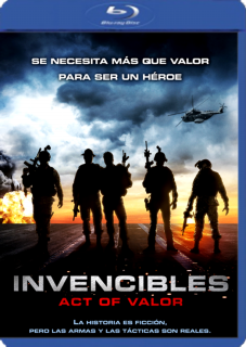 Invencibles (Act of Valour) - BrRip