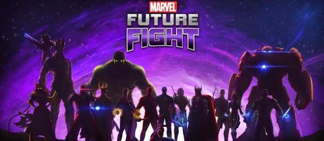 Marvel Future Fight Sudah Berhasil Meraih 10 Juta Download