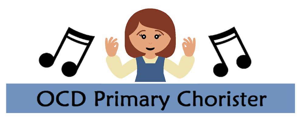 Lesson Plans of an OCD Primary Chorister
