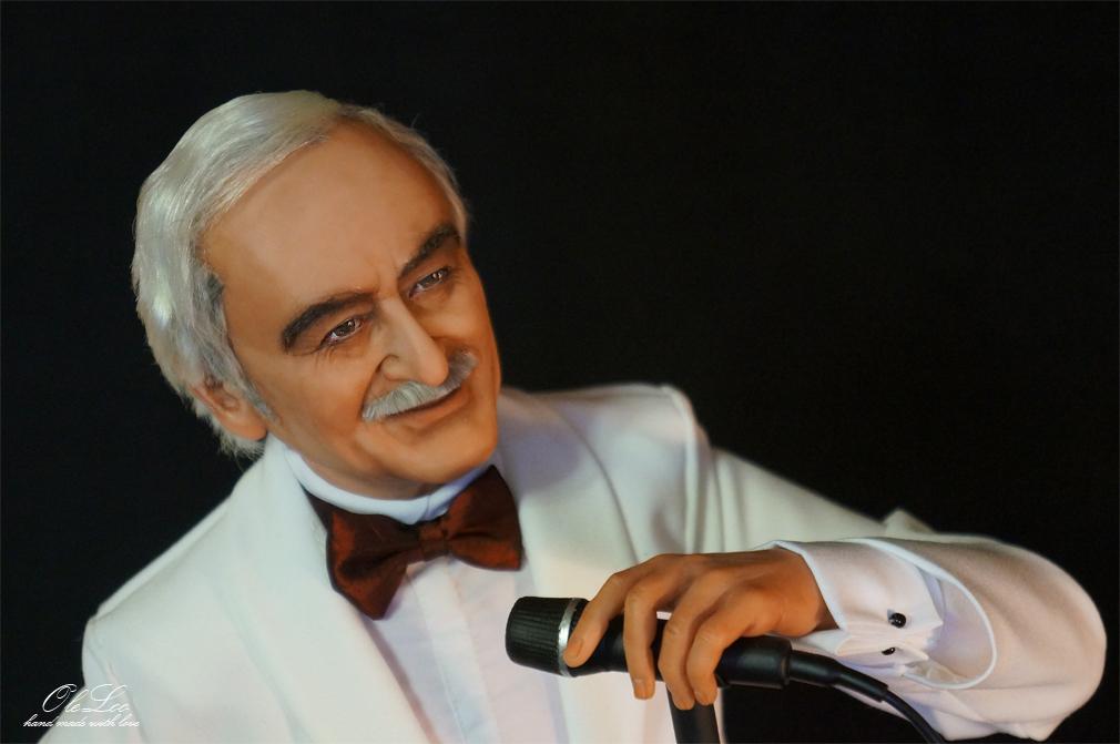 The portret doll по фото Полад бюльбюль оглы