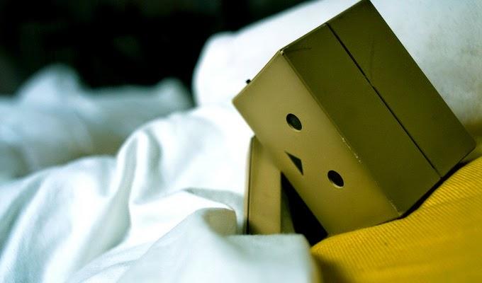 Bertaubat Sebelum Tidur