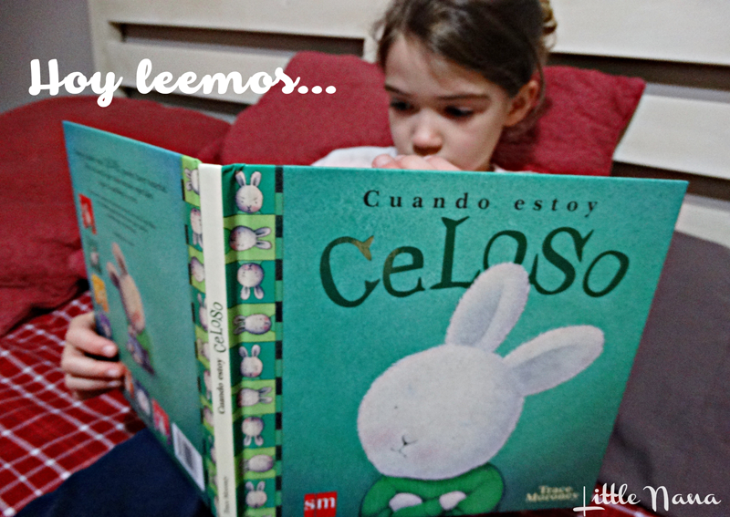 Hoy leemos celos cuentos infantiles emociones sentimientos