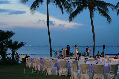 A Wedding Banquet Where Only The Closest Of Relatives Were Invited All 10 Tables And Best Food Served