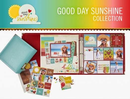Good Day Sunshine Dailymotion : Scrapbookdepot diverse nieuwe artikelen in onze webwinkel