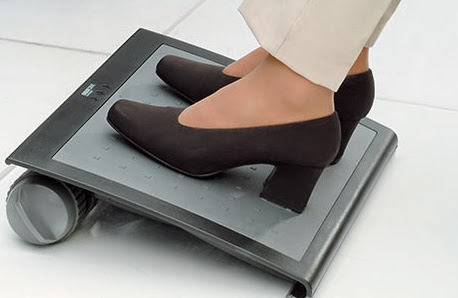 Obusforme Footrest
