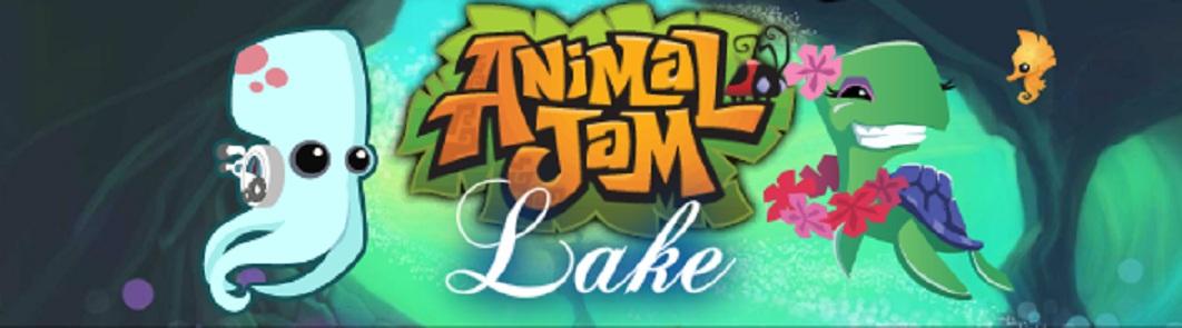 Animal Jam Lake