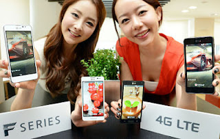 Lg optimus F5