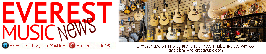 Everest Music Bray - News