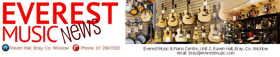 Everest Music Bray - News