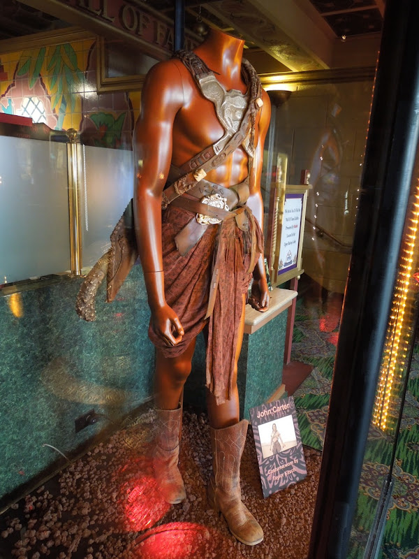 John Carter film costume