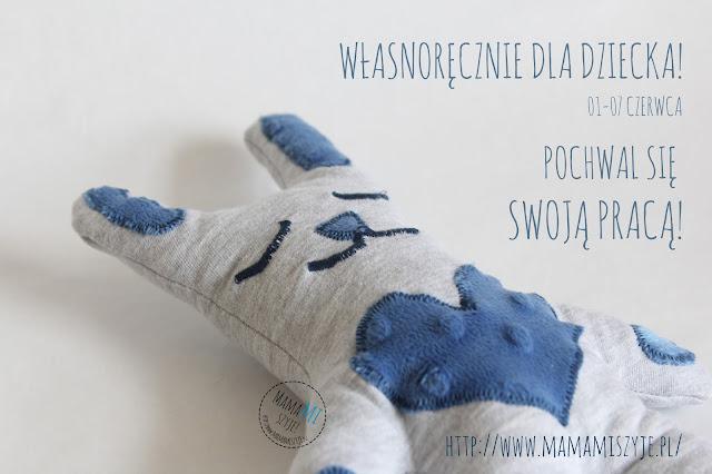 dzień dziecka na blogu, prezenty, własnoręcznie, handmade