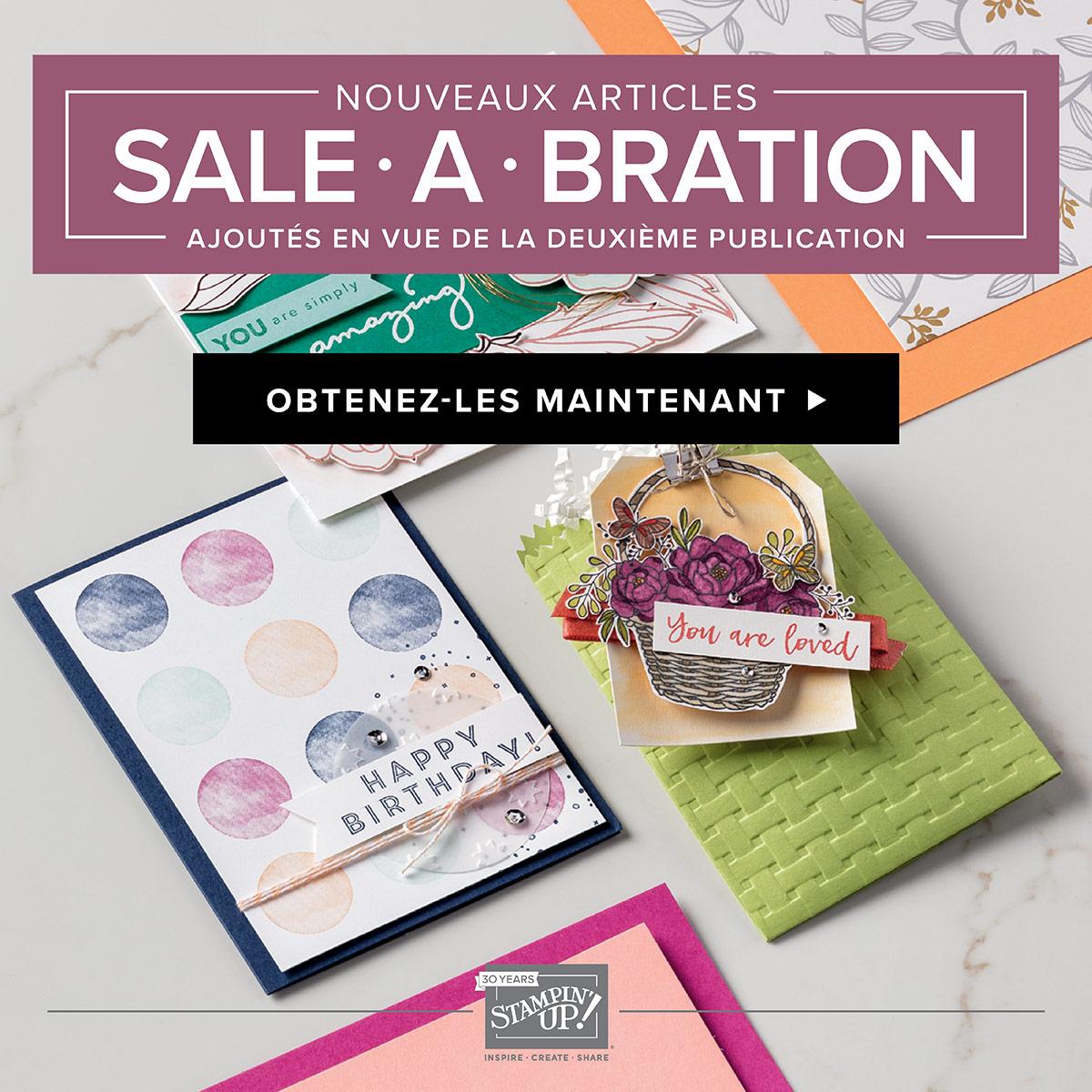 Deuxième brochure Sale A Bration