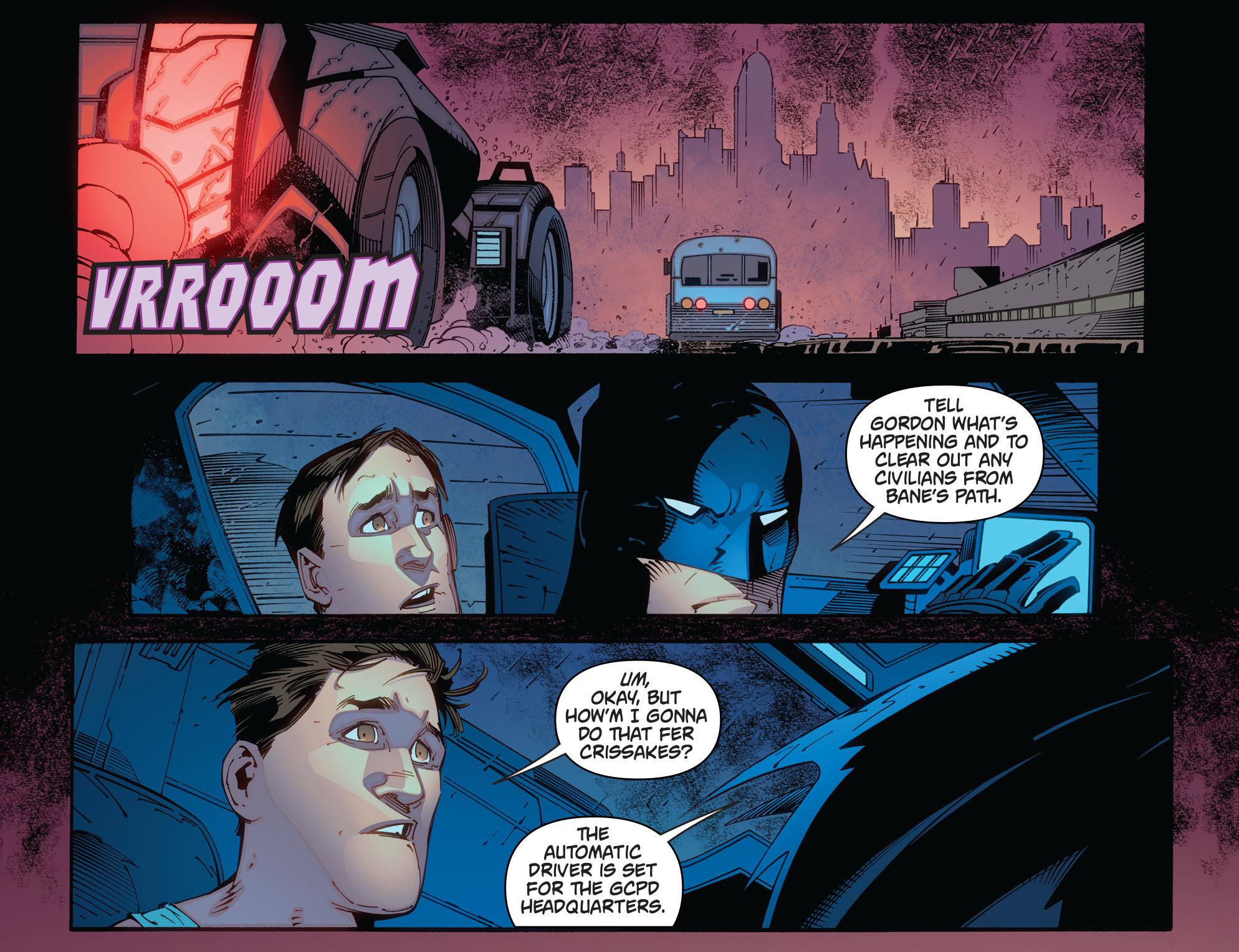 Batman: Arkham Knight [I] Issue #15 #17 - English 17