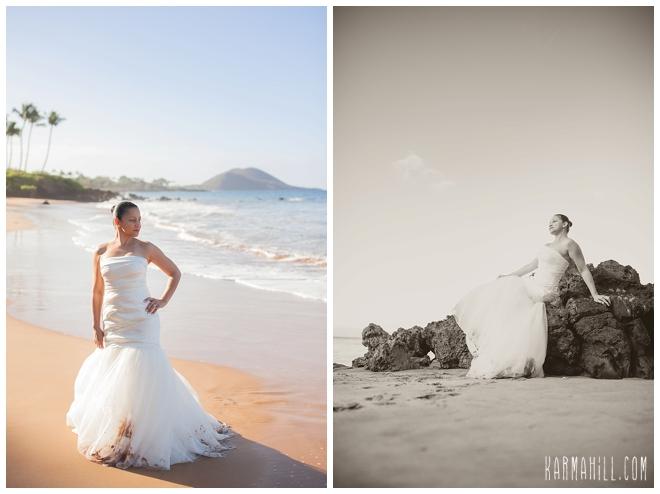 Photographer in Maui
