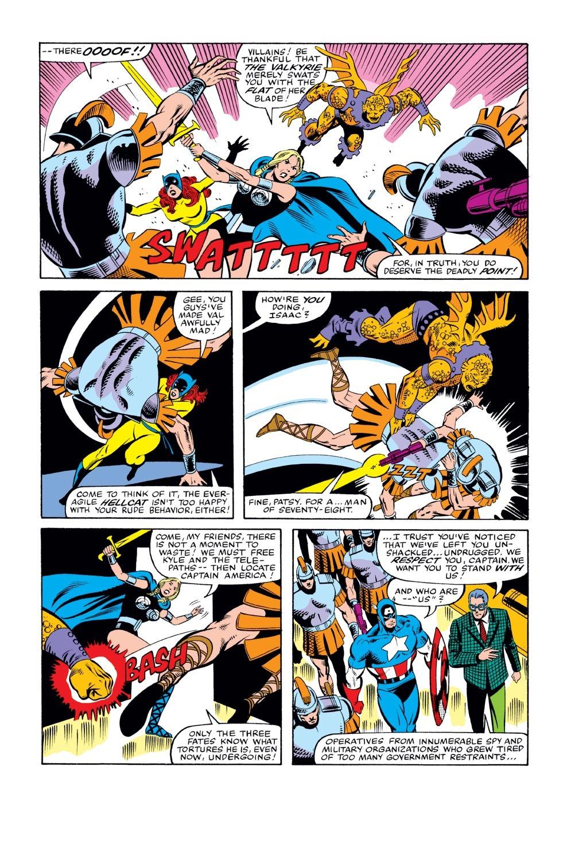 Captain America (1968) Issue #268 #183 - English 18