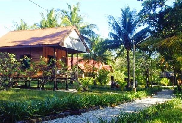 Penginapan Pulau Dutungan