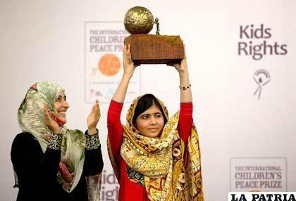 Malala, un símbolo de lucha.