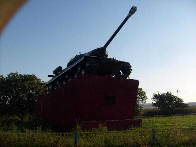 места боевой славы - памятник войне