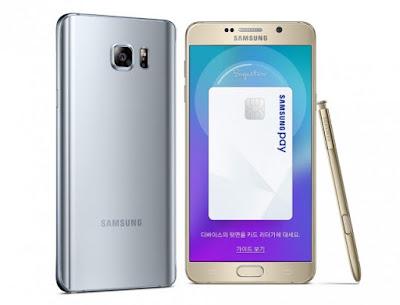 Harga Spesifikasi Samsung Galaxy Note 5 Winter Edition